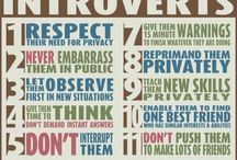 Introverts Kick Ass / by Jenn Crowell