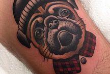 NEW TRADITIONAL TATTOO / #Tattoo, #Newtraditional,