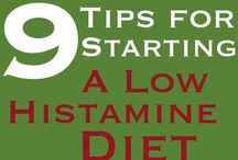 Low Histamine Diet / by Jenn Crowell