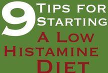 Low Histamine Diet / by Jenn Crowell