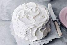cakes + desserts