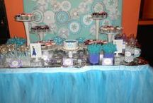 Frozen Birthday Party / Children's Birthday Party held in New York City. Frozen Theme designed by B Lee Events, a NYC Party and Event Planning Company.
