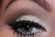 Lips , eyes, nail and hair / by Lili