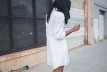 Black & White / Sleek Fashion / by Kate Sommerville