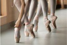 •Ballerinas•