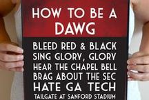UGA love... / All about that UGA PRIDE! GO DAWGS!!