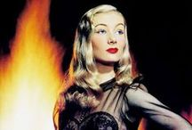 Constance Frances Marie / Veronica Lake / by FadeAway Radiate