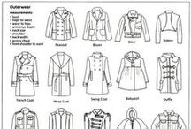 Tekenen kleding - Drawing clothes / ★    A selection of illustrations, sketches, model sheets, blueprints and tutorials by various artists, shown here for educational purposes only. Every artwork remain the property of the respective © copyright holders, should inclusion of specific work offend any of you in some way, please contact us directly so we can remove it. We invite you to support the work of the Artists/Studios featured here by visiting their official Websites, Blogs and Online Stores    ★