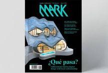 Mark Magazine Covers