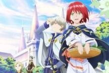 Akagami no Shirayuki-hime /  Snow White with the Red Hair