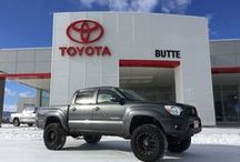 Toyota 4x4 / Offroad Toyota!