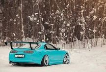 Toyota Supra / Who does not love Toyota Supras?