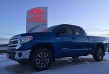 Toyota Tundra / Tacoma's big brother