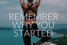 Exercise/health / Workout ideas and inspiration. Health and fitness.