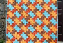 Quilts: 4 Fabric