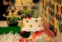 The Very Hungry Caterpillar / The Very Hungry Caterpillar themed Children's Birthday Party held in New York City. Designed by B Lee Events, a NYC and Tri-State Area Party and Event Planning Company.