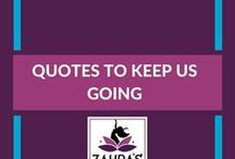 Quotes to keep you going / Dance quotes, that inspire and keep us fueled up to dance.
