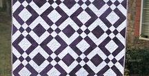 Quilts: 2 Fabric