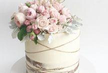 Wedding Cake Ideas / Wedding Cake Ideas