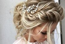 Wedding Hairstyles / Ideas for your wedding