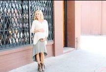 Warm & Cozy Knits / by PinkBlush Maternity