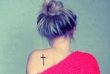Tattoos I'd Try / by Samantha