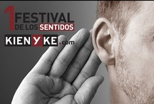 Festival de los Sentidos / Un evento dedicado al estudio de la industria editorial digital, sin precedentes en Colombia, que reunirá a autoridades de talla mundial en el panorama del periodismo, la industria comercial, la publicidad y las redes sociales.