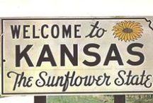 Travel - Kansas / by Misty B