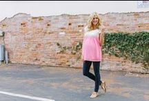 Color Block  / by PinkBlush Maternity