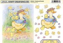 All Things Yellow / Add a bit of sunshine to your cards.