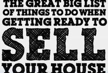 Selling Your Home / Tips For Selling Your Home