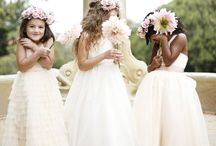 flower girls / All things for little flower girls