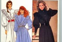 HISTORY of FASHION 70s / by Charlotte S. Nielsen