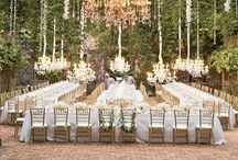 Ultimate Wedding Venues / The place you would love to be when you tie the knot beautiful settings waterfalls or in a forest it doesn't matter these are the ultimate wedding venues