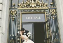 Chic City Wedding