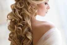♥Hair♥ / Hair styles for every day and for that special occasion! / by Marian Bentz