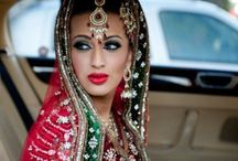 Indian Weddings / Beautiful Asian Inspiration for our brides. Full of culture and colour and strong tradition