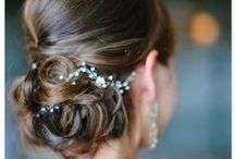 Wedding day Hair / gorgeous Bridal styles