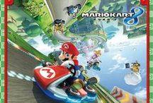 Gaming / Includes Mario, Pokemon, Legend of Zelda, FNAF, ect. / by Chikaru Hanazono