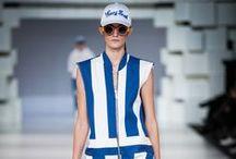 Spring/ Summer 2015 Runway / NAPSVGAR Spring/ Summer 2015 collection runway pictures from Central European Fashion Days.