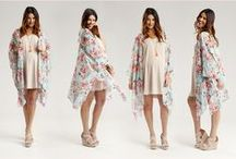 Krazy for Kimonos / by PinkBlush Maternity
