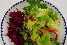 Salata Tarifleri / Birbirinden güzel ve nefis salata tarifleri, Diyet yapanlar ve diyet yapmak isteyenler için diyet salata tarifleri bu panomuzda.