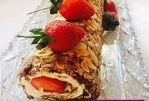 Pasta Tarifleri / Birbirinden güzel, birbirinden nefis ev yapımı denenmiş kolay pasta tarifleri bu panomuzda.