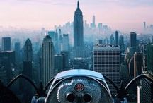awesome cityscapes / Concrete jungles and the wonder of the metropolis