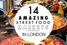 Street Food / Street food is prepared or cooked food sold by vendors in a street or other public location for immediate consumption. We can't get enough of these street food recipes!