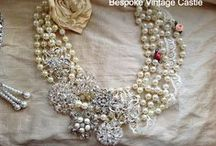 Bridal Jewellery / Jewellery for Brides and accessories.