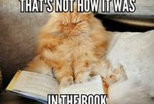 Book Humor / funny and bookish