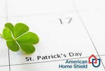 St. Patrick's Day / It doesn't take the  luck of the Irish to find the best St. Patrick's Day tips, tricks, ideas and decor – it's all in this board!