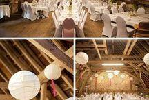 Wedding Moodboard - Rustic / Barn