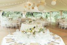 Wedding Moodboard - Tent / Tipi Wedding